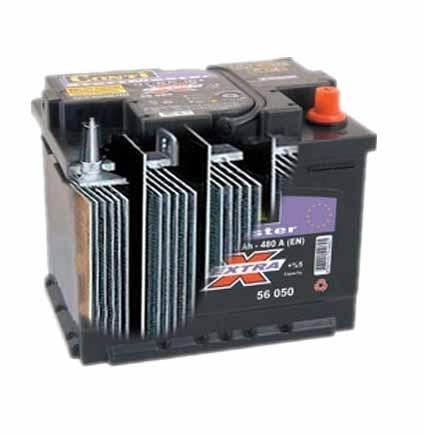 Lead acid battery sudden voltage drop