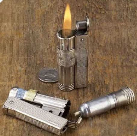 Typical Imco type lighter. One of the better options.